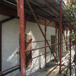 San Venanzo - rimozione copertura